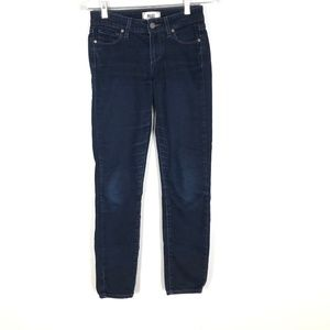 PAIGE Verdugo Ankle Skinny Jeans   Size: 25